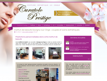 Institut de beauté Savigny-sur-Orge : coiffure...