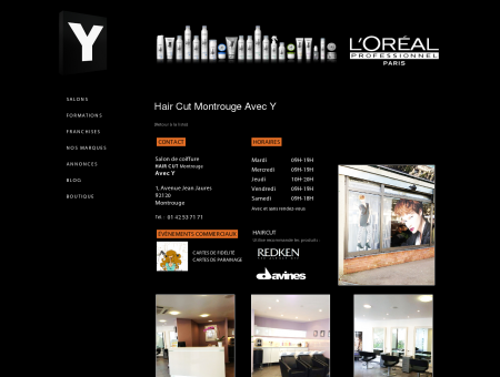 Haircut Salon de coiffure Montrouge
