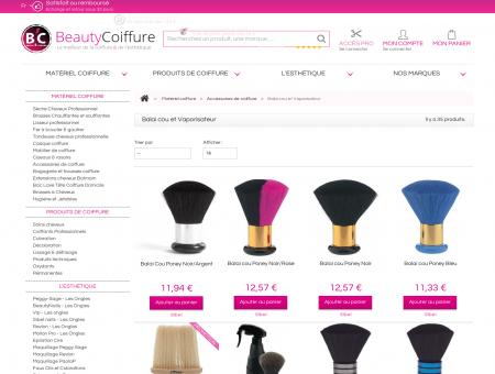 Balai cou et Vaporisateur - Vente en ligne de...