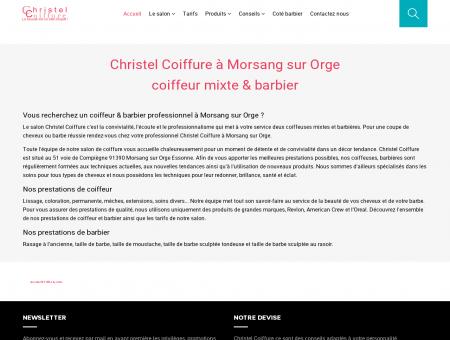 Christel Coiffure   Morsang sur Orge   91390  ...