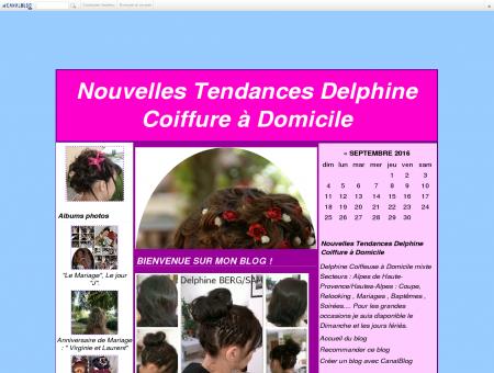 Nouvelles Tendances Delphine Coiffure à...