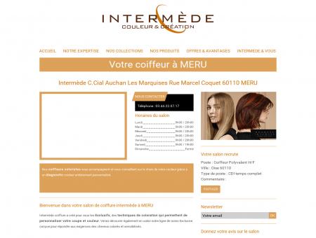 Votre coiffeur à Méru - Intermède Méru Rue...