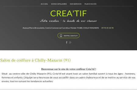 Salon de coiffure Chilly Mazarin - SARL...