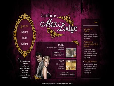Coiffure Max Lodge - Salon pour hommes et...