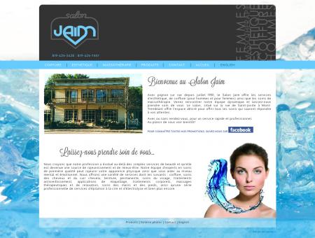 Salon Jaim   Mont-Tremblant - St-Jovite  ...