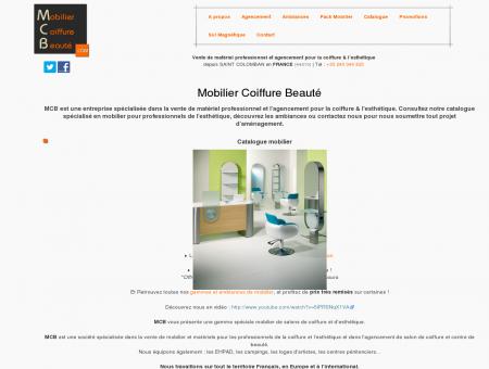 Mobilier Coiffure Beauté - Meubles et...