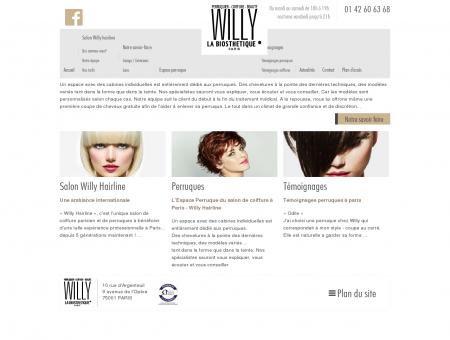 Salon de coiffure Paris - Perruque Paris