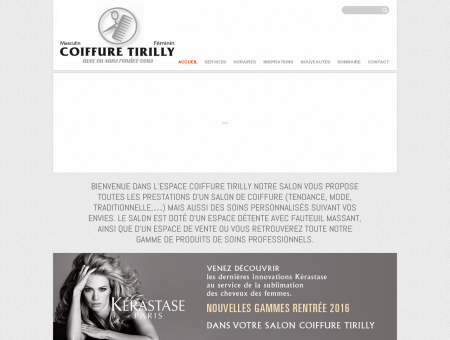 coiffure Tirilly | Salon de coiffure, visagiste,...
