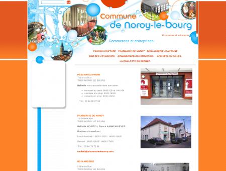 Commerces de Noroy-le-Bourg
