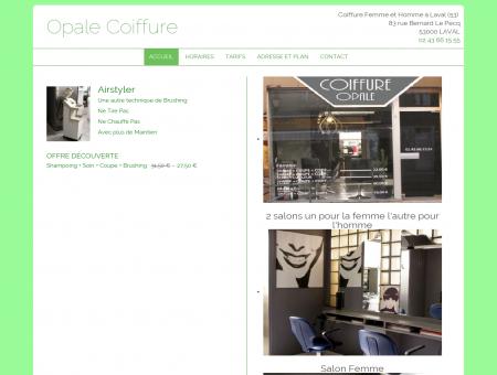 Opale Coiffure | Coiffure Femme et Homme à...