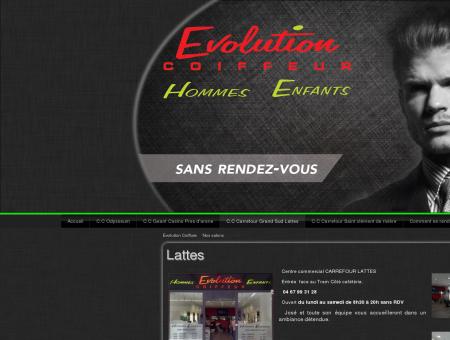 Lattes   Evolution Coiffure