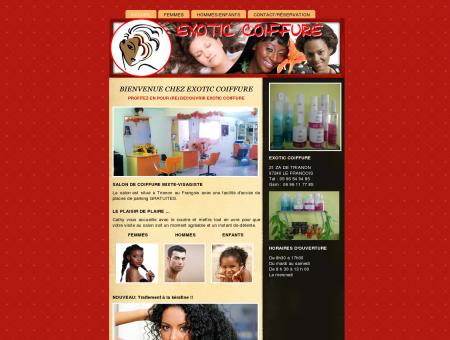 Exotic coiffure: Salon de coiffure Martinique,...