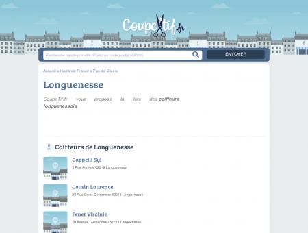 COIFFEURS LONGUENESSE - SALONS DE...