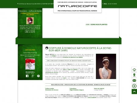 Le Salon Maryse Coiffure à La Seyne-sur-Mer...