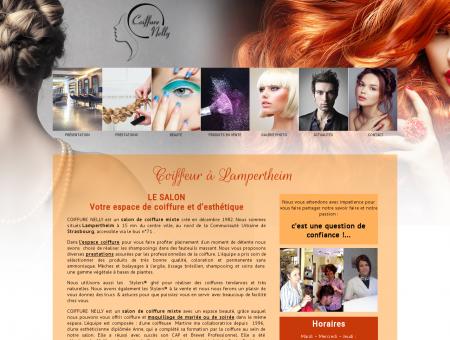 Salon coiffure mixte soins esthétiques...