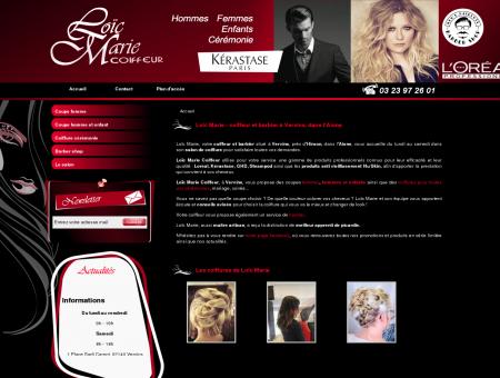 Salon de coiffure à Vervins - Coiffeur près de...