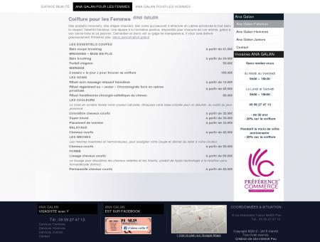 Coiffeur Visagiste pour femmes à Pau - Salon...