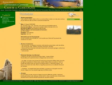Puycasquier - Gers - Coeur de Gascogne