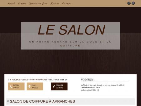 Salon de coiffure, coiffeur - St-Malo | LE SALON