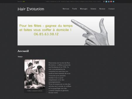 Hair Evolution - coiffure à domicile sur...