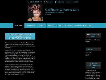 Coiffure Oliver's Cut