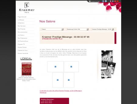 Salon Yannick Kraemer Prestige au 13 rue de la...