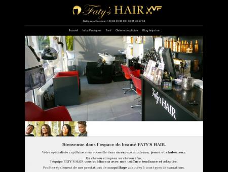 Salon coiffure afro européeen, Faty's Hair