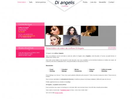 Salon de coiffure Enghien. Coiffure Di Angelis,...