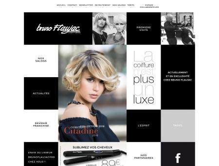Bruno Flaujac - Salon de coiffure et coiffeur...