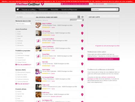 Coiffeurs Boulogne-sur-Mer - Guide des...