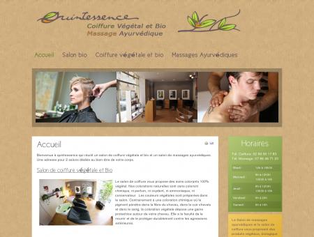 Accueil - Coiffure végétale et bio, massages ...