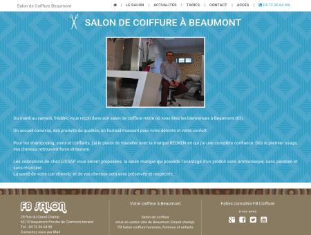 Salon de Coiffure Beaumont - Coiffeur...