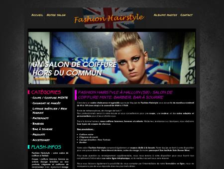 Salon de coiffure Halluin - Coupes coiffures...