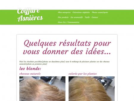 Photos - coiffure asnieres - Coiffeur BIO,...