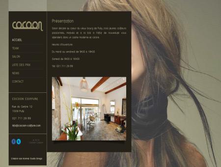 Cocoon Coiffure | Salon décalé au coeur du...