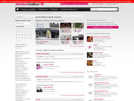 Coiffeurs Seine-et-Marne - Guide des meilleurs...