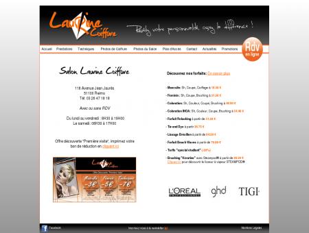 LAURINE COIFFURE - Salon de coiffure à...