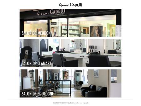 Salons de Coiffure Gianni CAPELLI -...