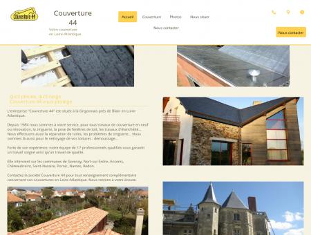 Couverture 44 à La Grigonnais dans la Loire...