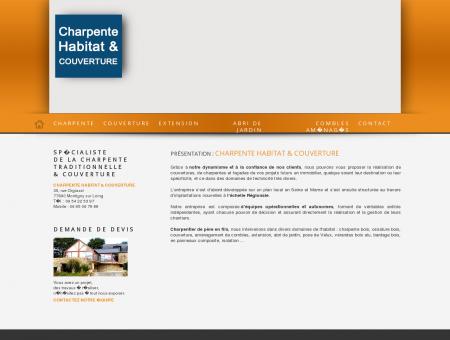 Charpentier Seine et Marne - Charpente,...