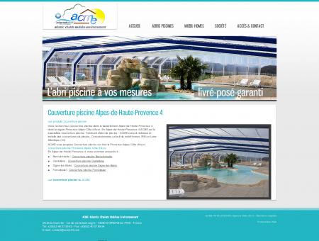 Couverture piscine Alpes-de-Haute-Provence...