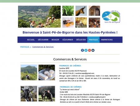 Commerces & Services à Saint-Pé-de-Bigorre...