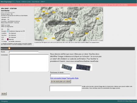 Stats-dégroupage : Informations sur SM407 -...