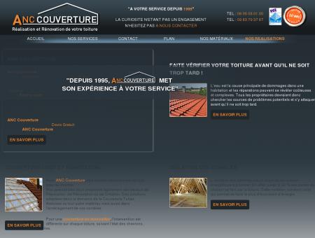 ANC COUVERTURE Artisan Couvreur Zingueur...