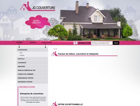 Entreprise de couverture - Couvreur Saint...