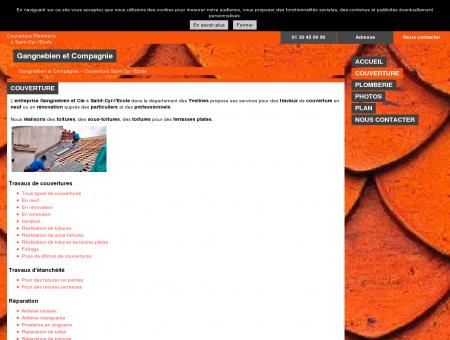 Couverture - Couvreur à Saint-Cyr-l'Ecole,...
