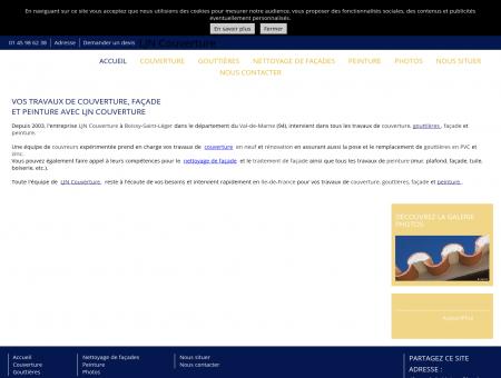 LJN Couverture - Couvreur-Gouttières...