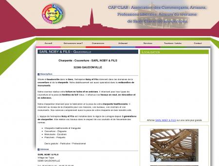 Charpente - Couverture NOBY & FILS -...