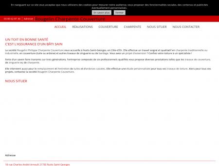 Couverture (entreprises) - Rougelin Charpente...