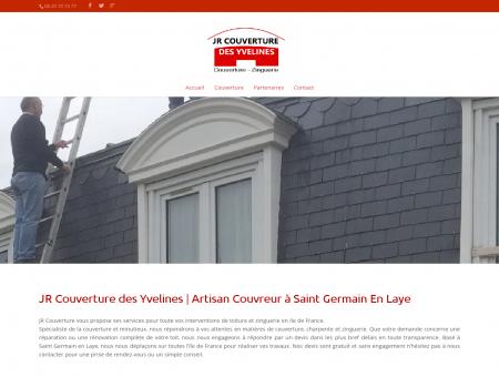 JR Couverture Des Yvelines | Charpente et...
